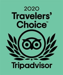 trip advisor travelers choice 2020